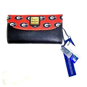 Dooney & Bourke Georgia state wallet